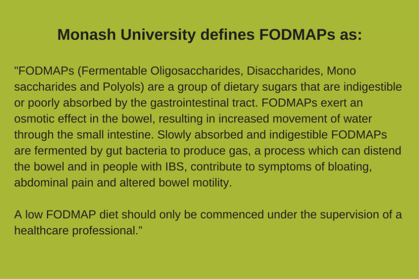 FODMAP IT Feature 2