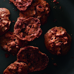 Yummy Crunchy Hazelnut Cookies