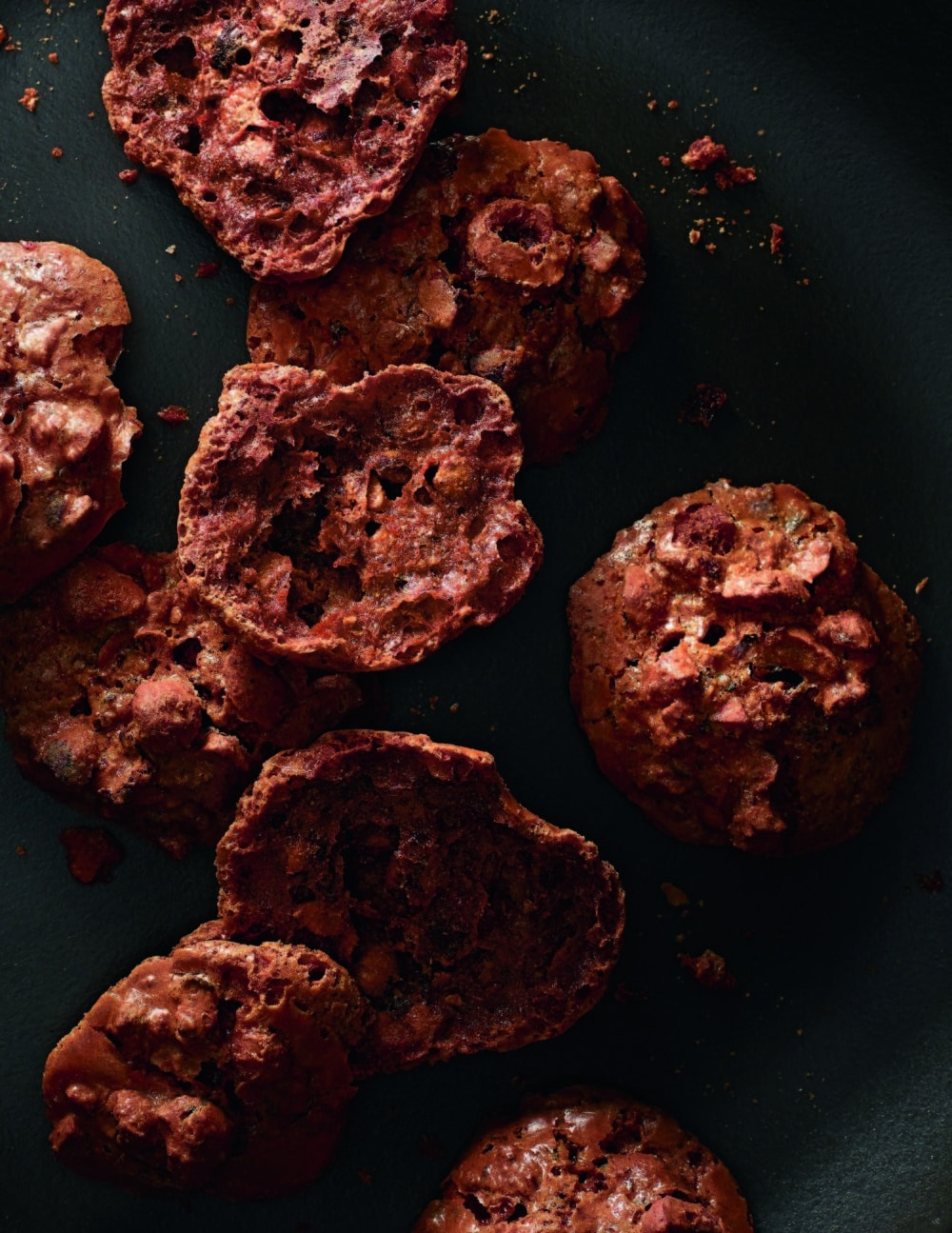 Crunchy Hazelnut Cookies