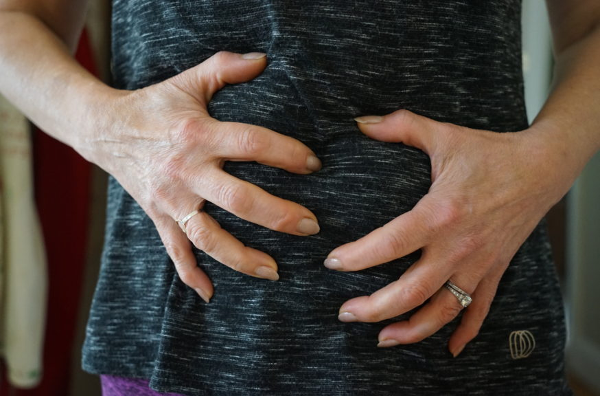 An IBS attack can happen anywhere at any time.