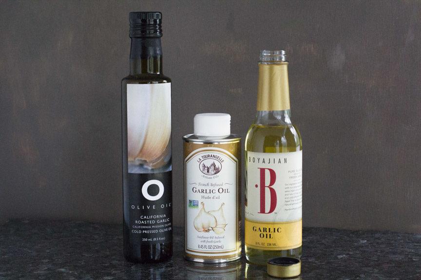 Low FODMAP Garlic-Infused Oils