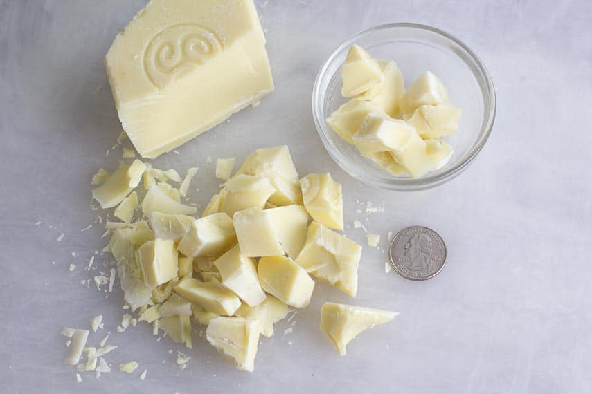 low FODMAP amounts of white chocolate. All About White Chocolate