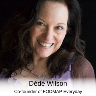 Dédé Wilson, Co-Founder FODMAP Everyday