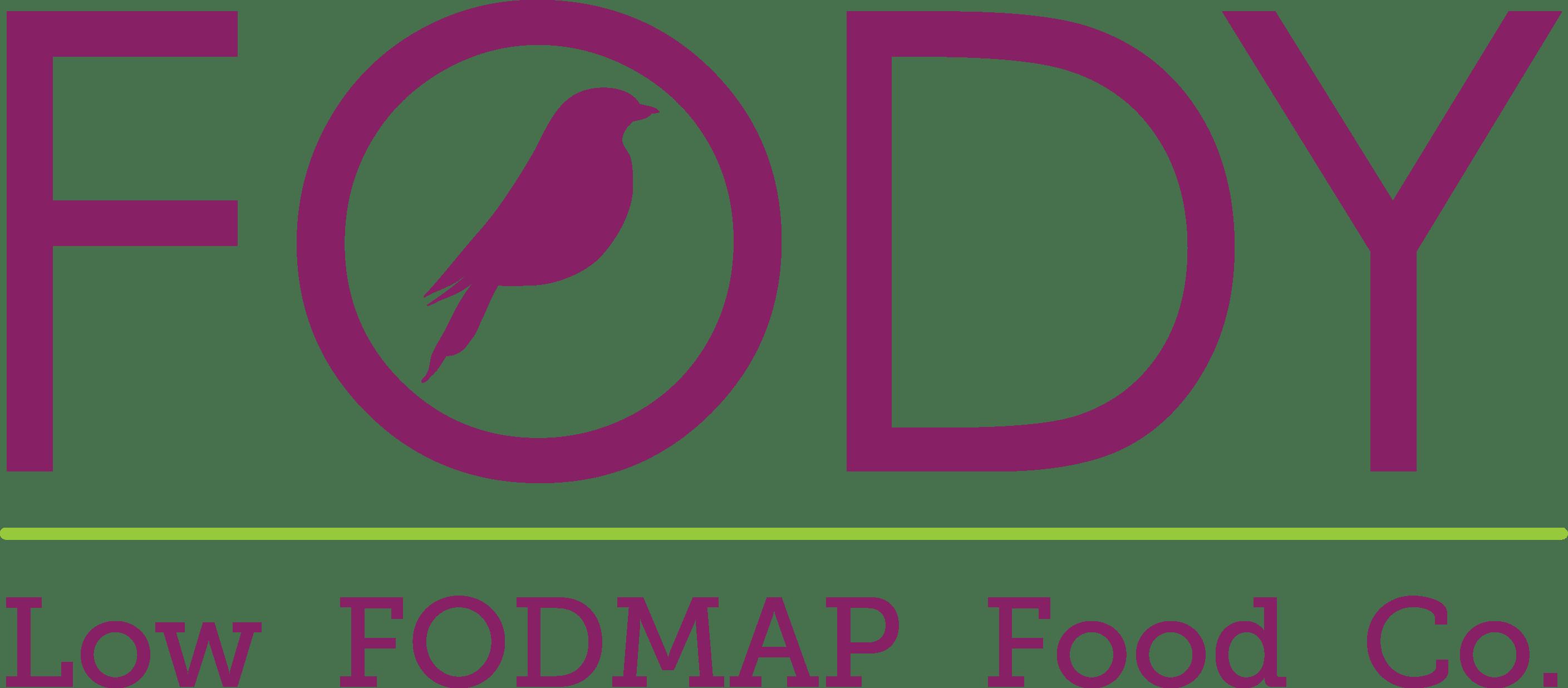 FODY Foods Low FODMAP Food Co Logo