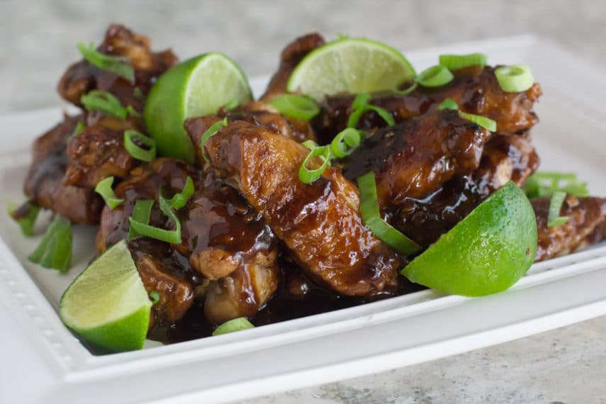Monash University Certified Recipe Low FODMAP 5 Spice Chicken Wings