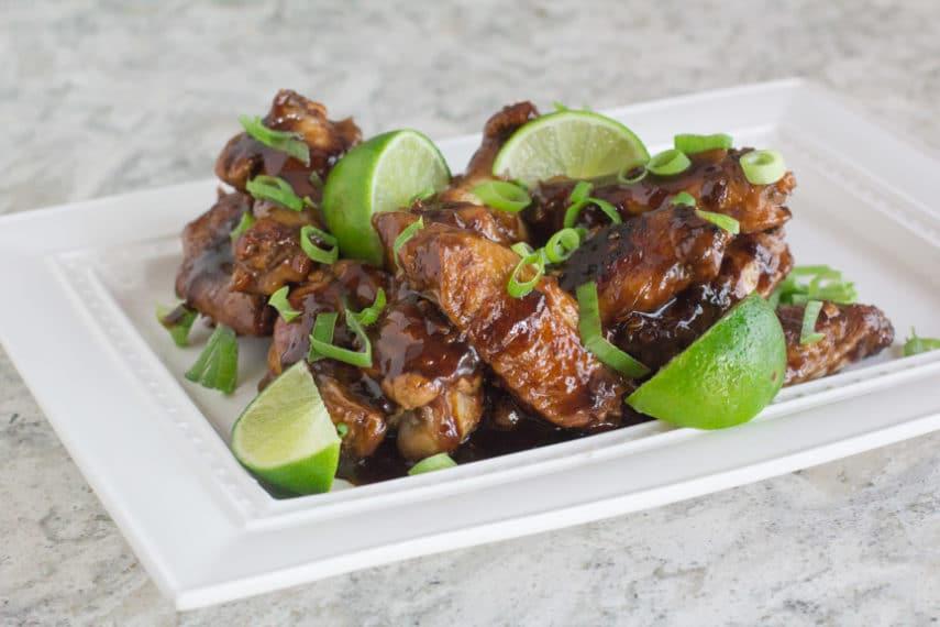 Monash University Certified Recipe Low FODMAP 5 Spice Chicken Wings