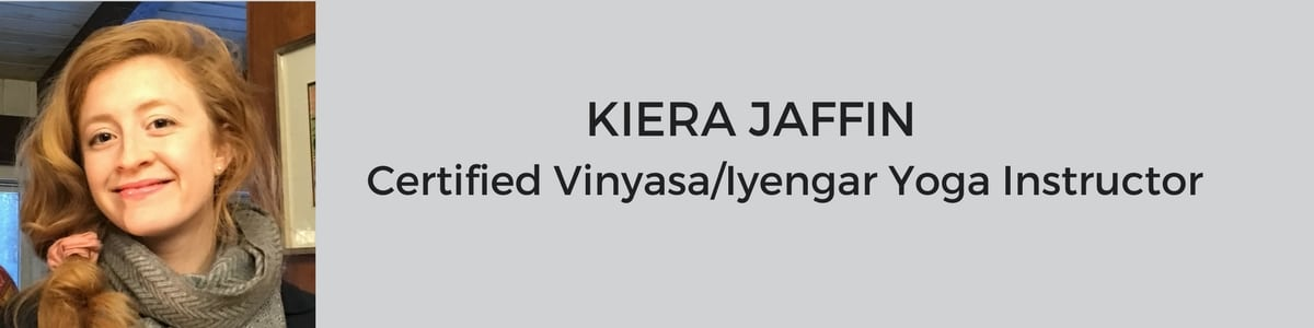 Kiera Jaffin, FODMAP Everyday Contributor