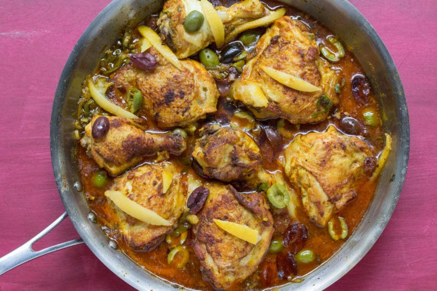 Low fodmap moroccan chicken with preserved lemons olives fodmap moroccan chicken with preserved lemons olives forumfinder Gallery