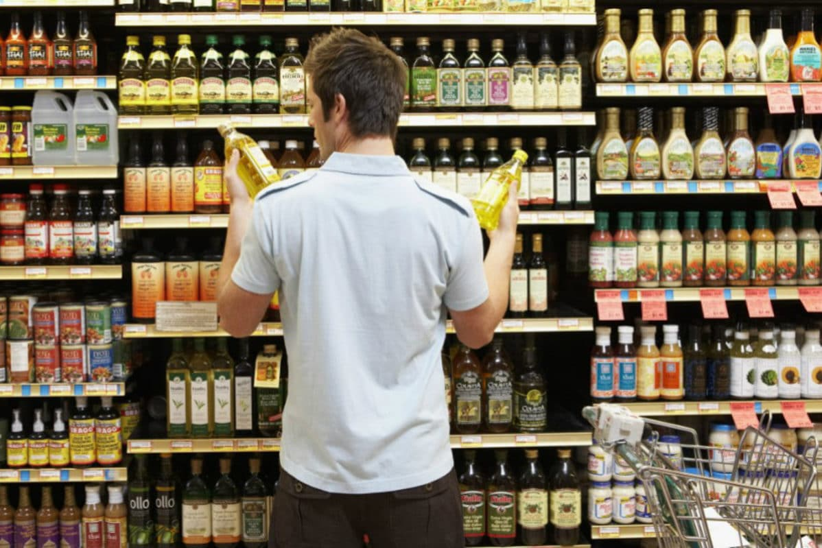 read food labels before buying