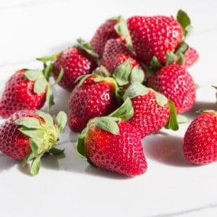 strawberries Ingredient