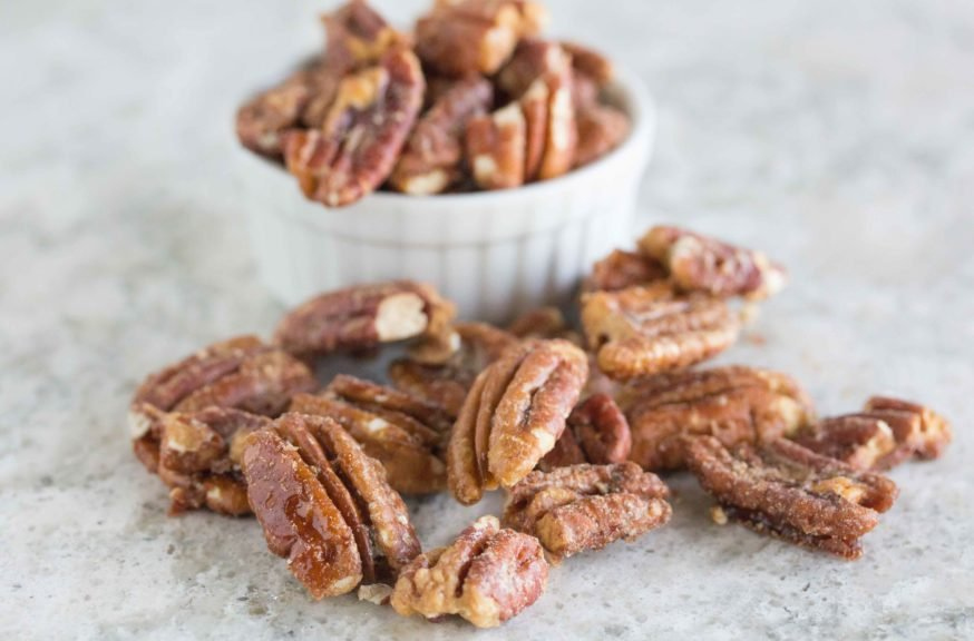 Candied Pecans-