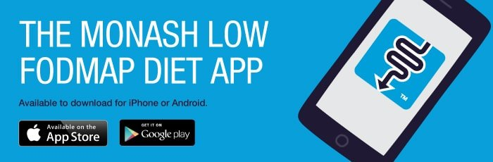 Monash Low FODMAP Diet App