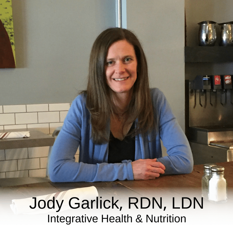 Jody Garlick, RDN, LDN