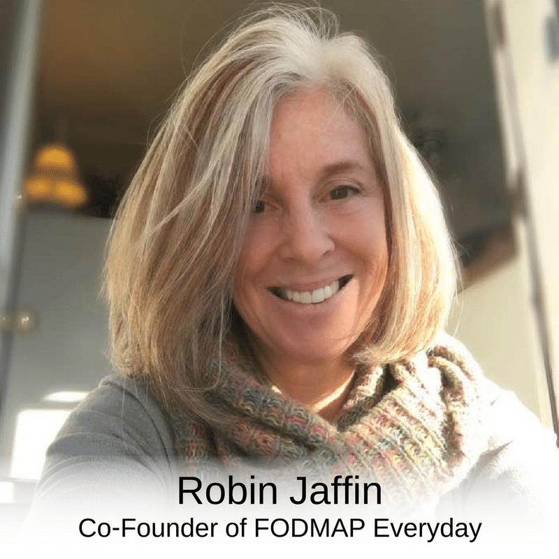 Robin Jaffin Co-Founder FODMAP Everyday