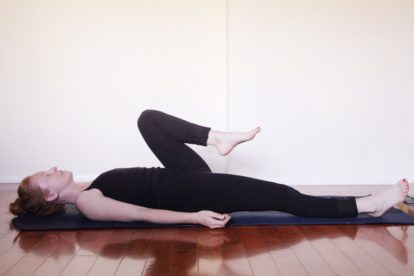 Yoga and IBS: It's Your Body Series - Position 2