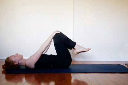 Yoga and IBS: It's Your Body Series - Position 3