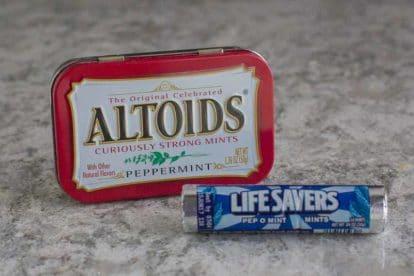 Got Bad Breathe? Altoids & Lifesavers