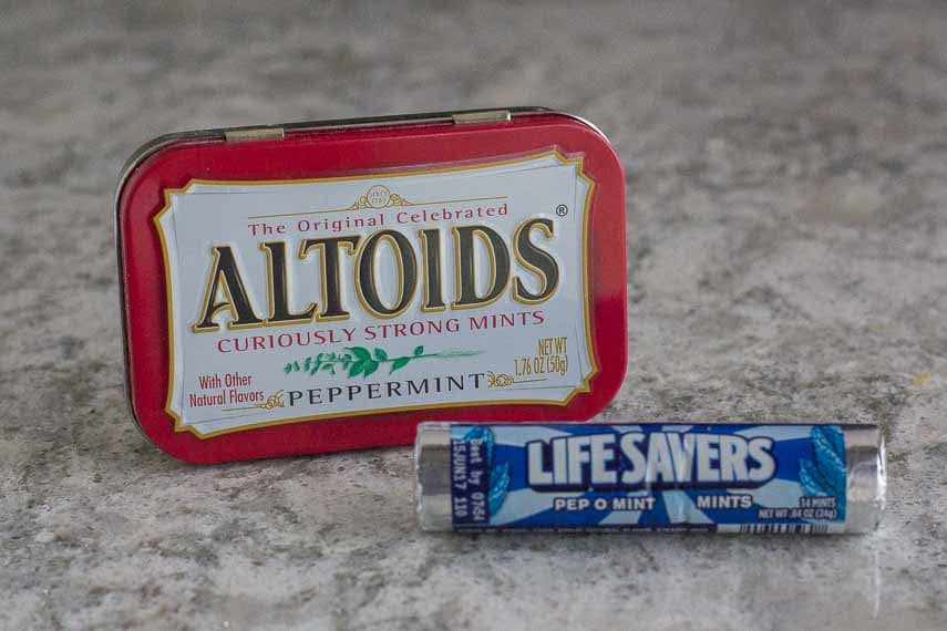 Got Bad Breathe? Altoids & Lifesavers