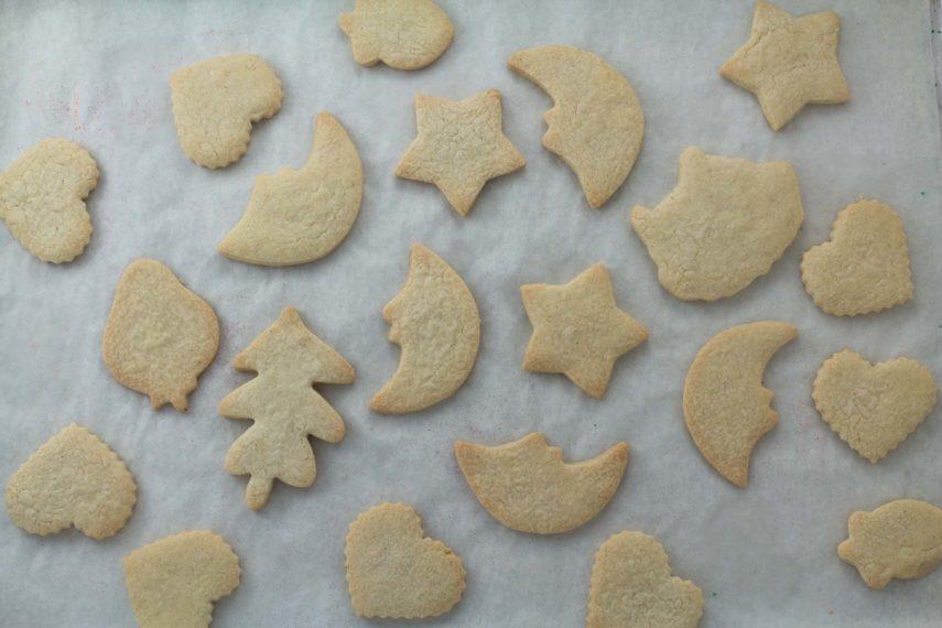 Rolled Sugar Cookies Low Fodmap Gluten Free