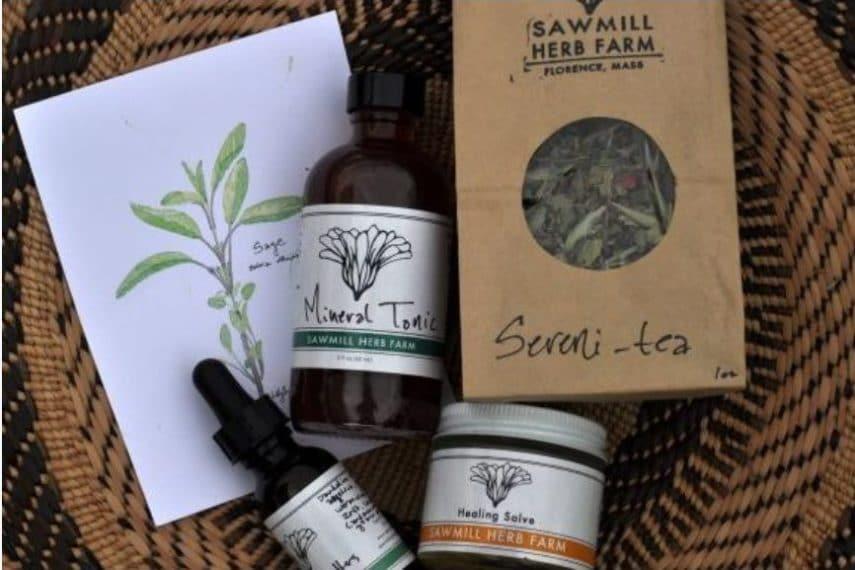 Sawmill Herb Farm - Florence, MA