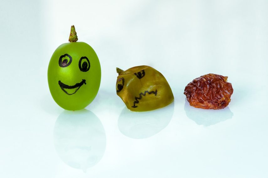 Grapes and Raisins on the low FODMAP Diet- Food Processing Series