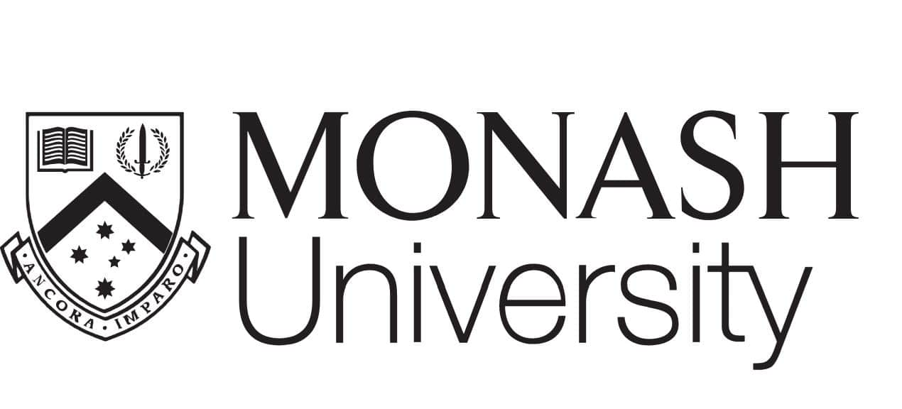 Monash University low FODMAP Dietitian Course: Overview & Review- MONASH UNIVERSITY LOGO