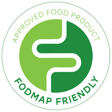 FODMAP Friendly Low FODMAP Certification Logo