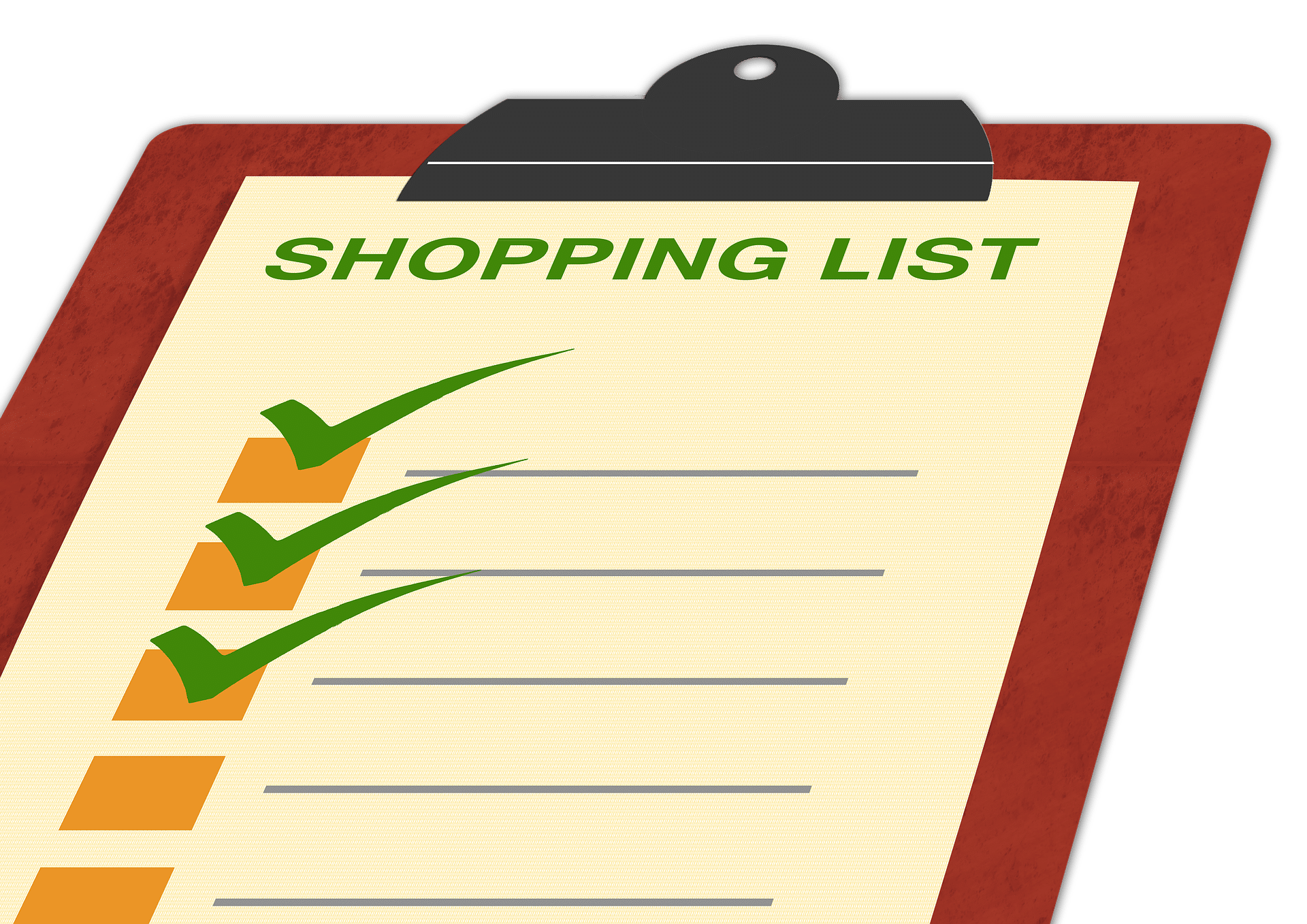 FODMAP Everyday's Low FODMAP Shopping List Series- Find low FODMAP foods at your favorite supermarkets. Download your FREE PDF here!
