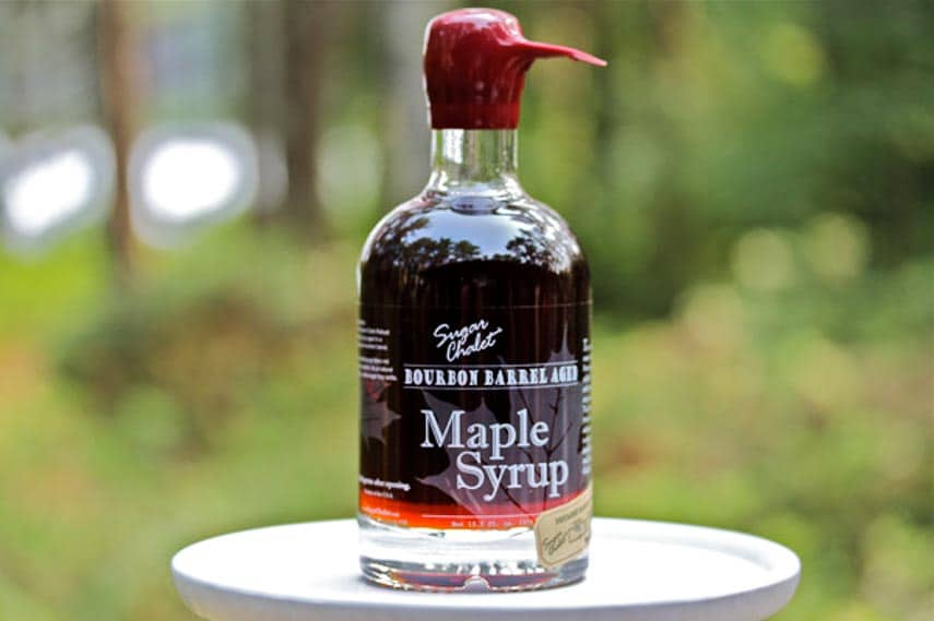 Bissell Bourbon Maple Syrup
