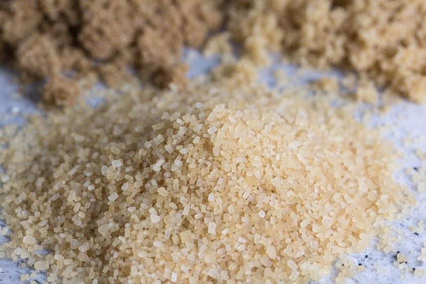 All About Sugar. Sugar in the Raw brand turbinado sugar