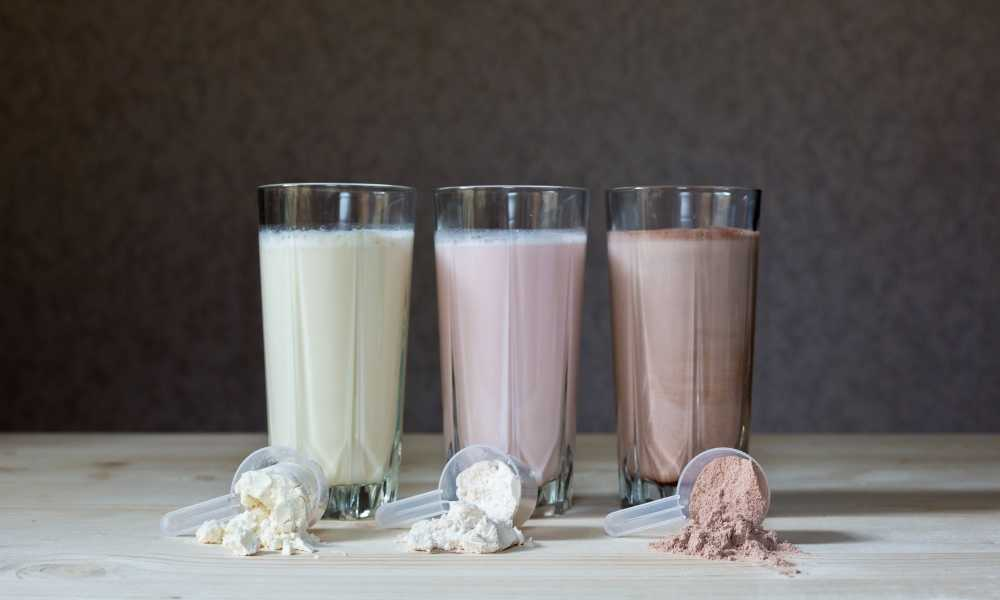 Protein and Meal Supplement Options for the low FODMAP diet.