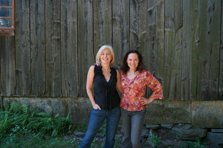 Robin Jaffin & Dédé Wilson, co founders of FODMAP Everyday