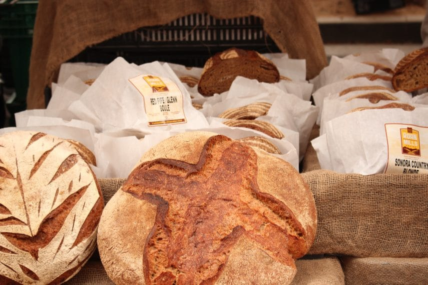 Navigating the Supermarket for Low FODMAP Foods - Bread Bakery Department