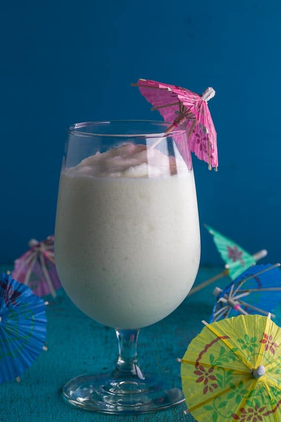 vertical low fodmap pina colada