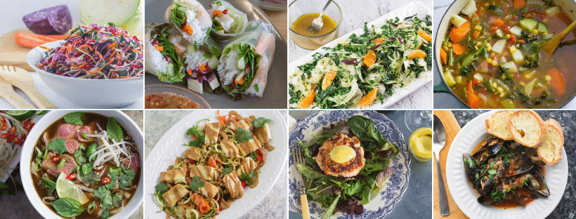 LIghten Up Low FODMAP Recipe Roundup 2019