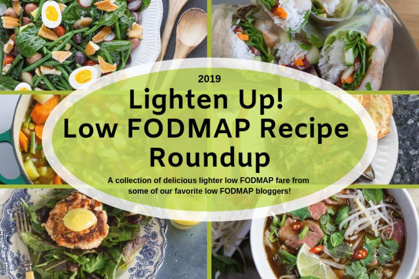 Lighten Up Recipe Roundup 2019