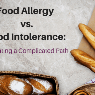 Food Allergy vs. Food Intolerance