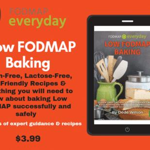 Low FODMAP Baking Book