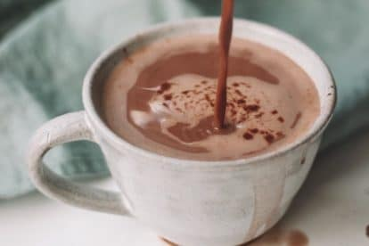Low FODMAP Anti Inflammatory Cacao from Danielle Capalino