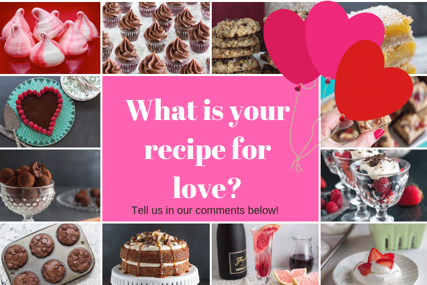 What Is Your Recipe For Love?