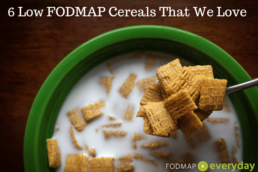 6 Low FODMAP Cereals That We Love