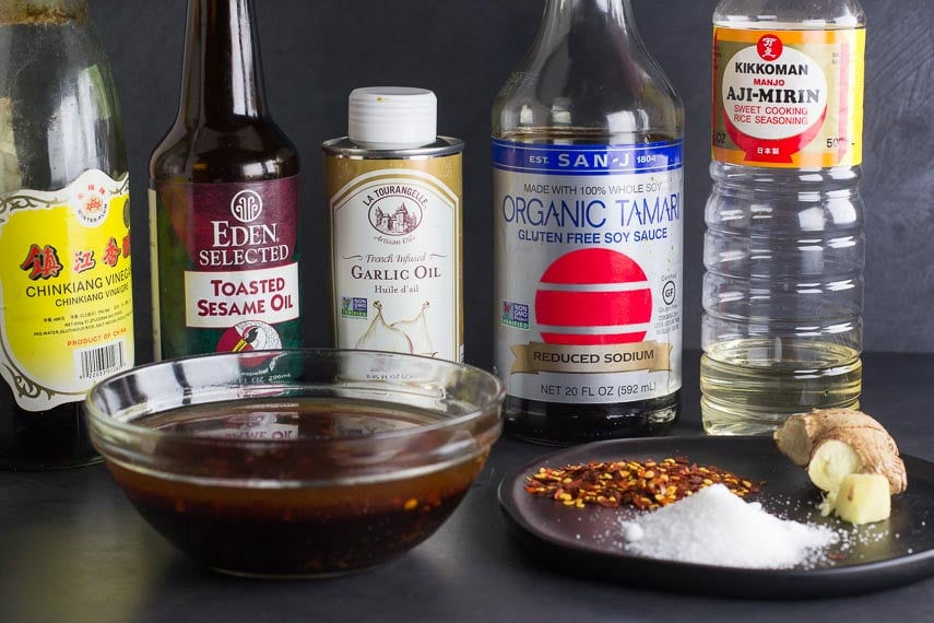 hot chile oil ingredients