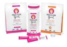 Regular Girl comes in various formulas and sizes. All of the Monash University Low FODMAP Certified.