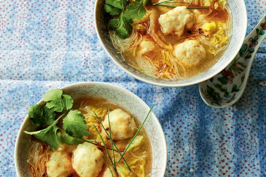 Ching S Fish Ball Noodle Soup Low Fodmap Fodmap Everyday