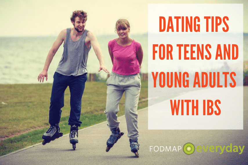 Dating Tips for Teens and Young Adults with IBS