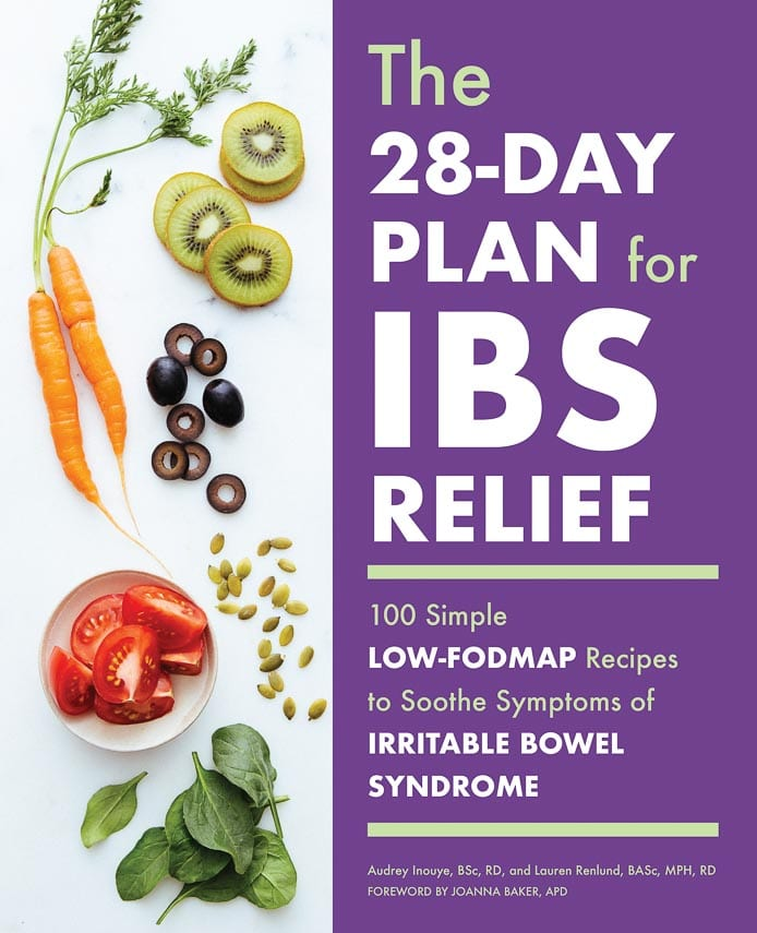 The 28 Day Plan for IBS Relief cover