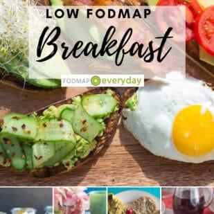 fodmap diet breakfast recipes