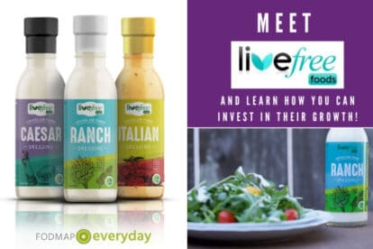 LiveFree Foods feature image