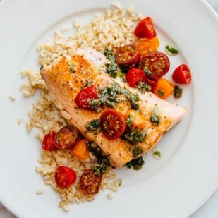 Salmon with Basil Caper Pesto 2. jpg