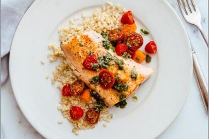 Salmon with Basil Caper Pesto 2. jpg